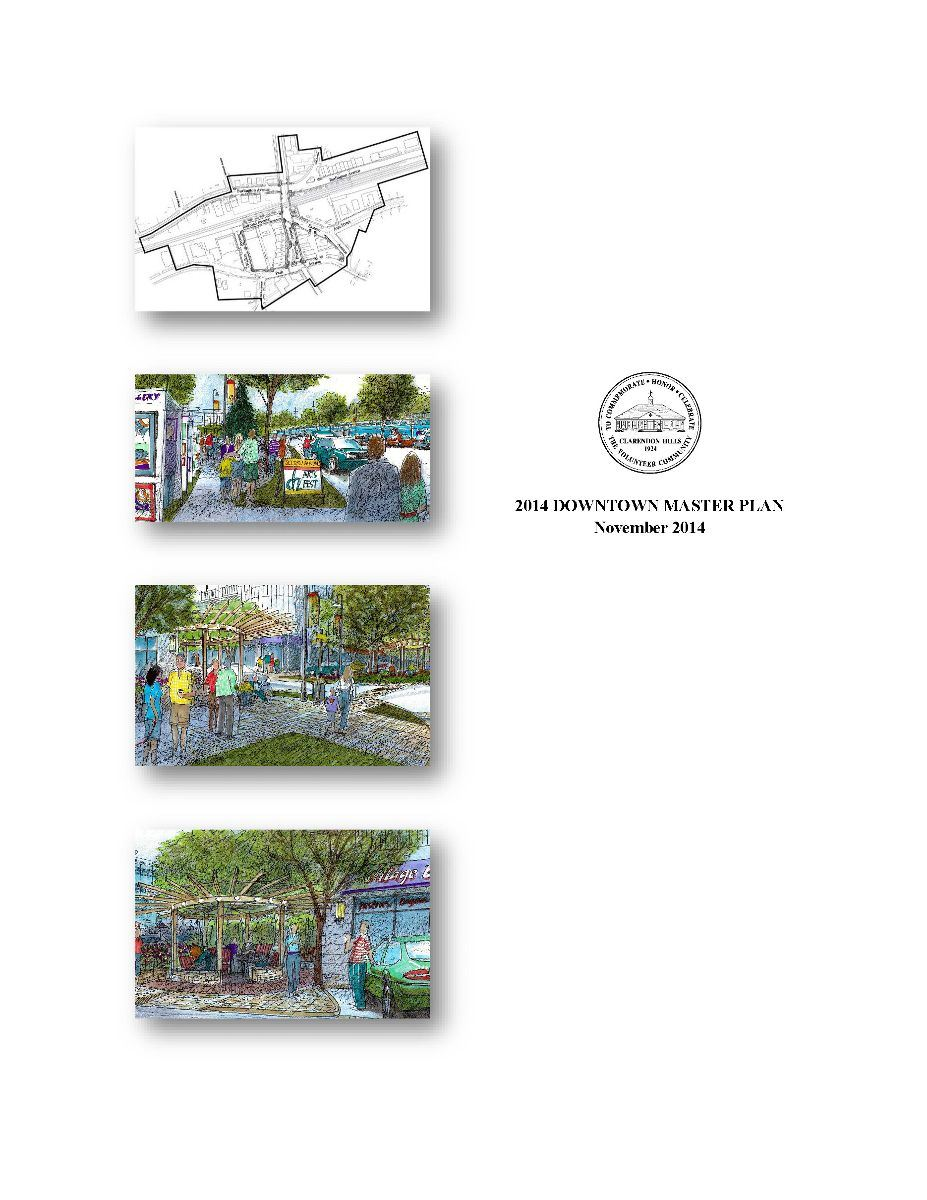 Click this image to read the 2014 Downtown Master Plan